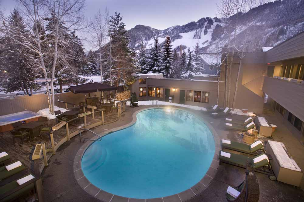 Aspen/Molly Gibson Lodge/Pool