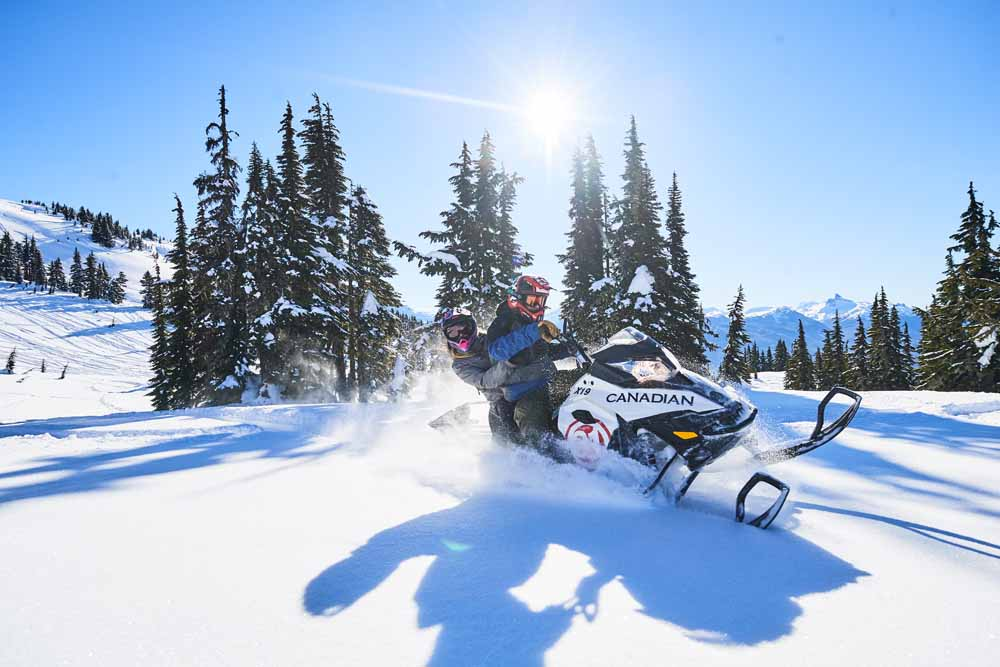 Whistler/Snowmobiling