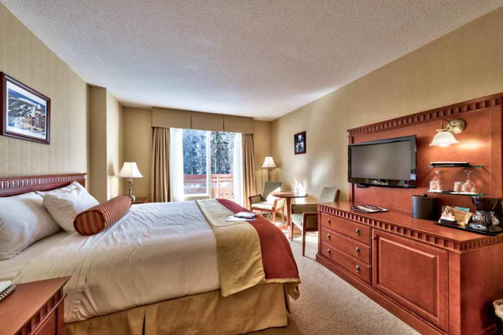 Sun Peaks/Sun Peaks Lodge/Standard Room King